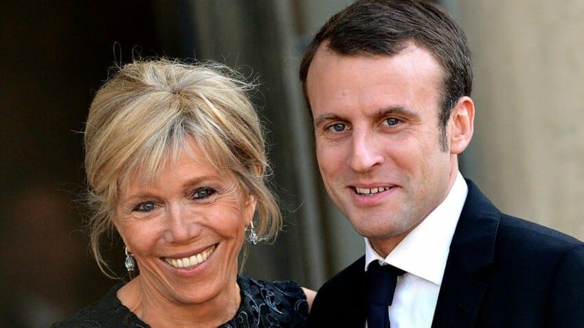 Macron à propos de son épouse Brigitte : « j'ai confiance en son jugement »