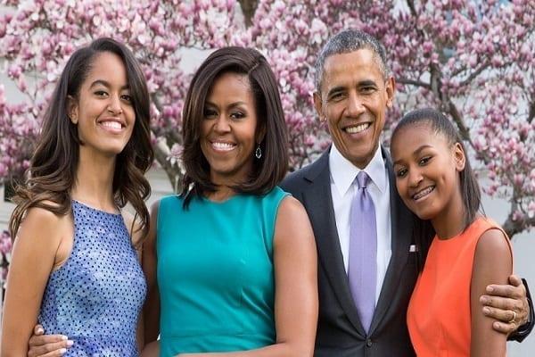 Michelle Obama révèle sa plus grande inquiétude concernant ses filles