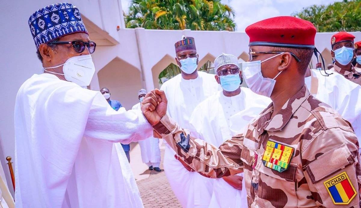 Nigeria : Buhari promet d'apporter son soutien au Tchad