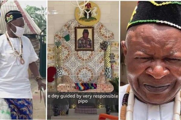 Nigeria : il construit sa tombe et son monument, et célèbre ses funérailles avant sa mort