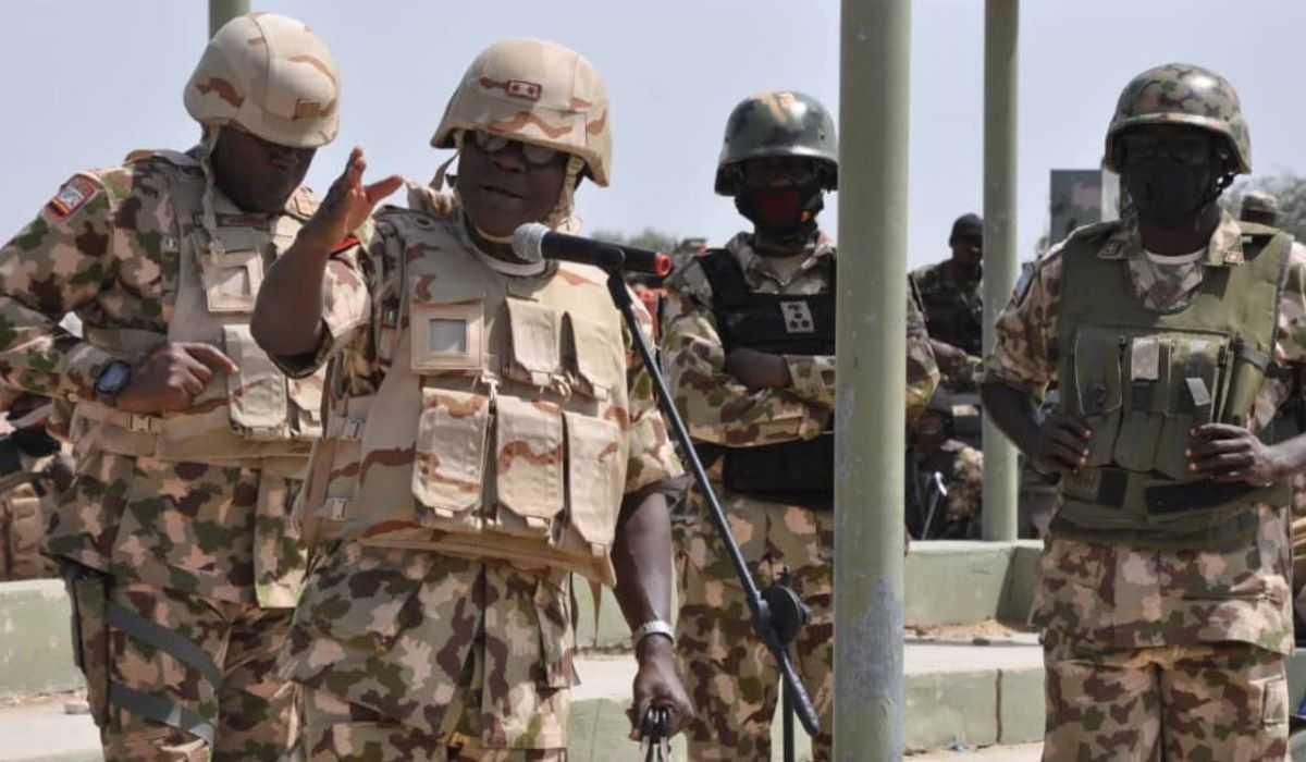 Nigeria : Farouk Yahaya nouveau chef d'état-major de l'armée