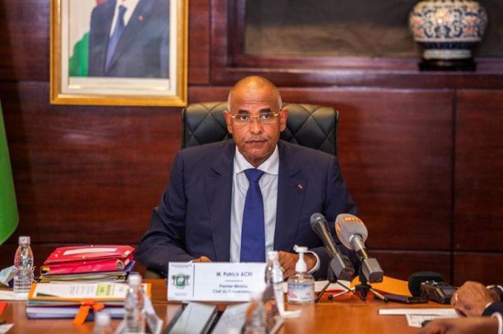 Patrick Achi envoie des messages aux Ivoiriens depuis la France