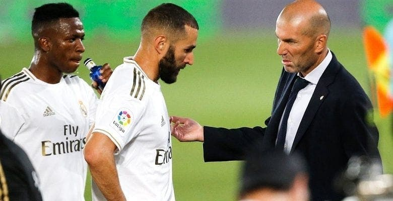 Réal Madrid : La Réaction Du Vestiaire Après Le Départ De Zidane