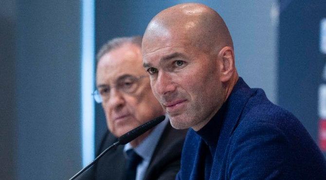 Real Madrid : Zidane A-T-Il Annoncé Son Départ Du Club?