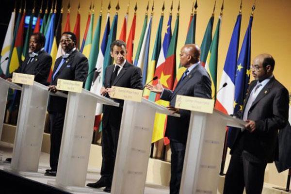 Sommet France/Afrique : un soutien vital s'annonce pour les pays d'Afrique