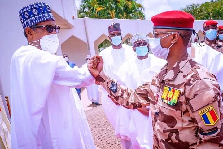 Tchad : Mahamat Déby Itno en visite officielle au Nigéria