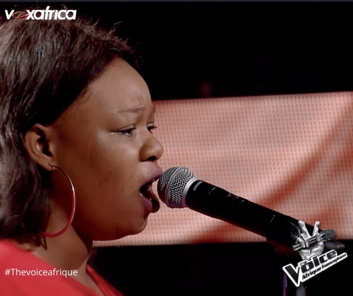 The Voice Afrique francophone saison 3 : Lady Shine fait briller le Burkina Faso