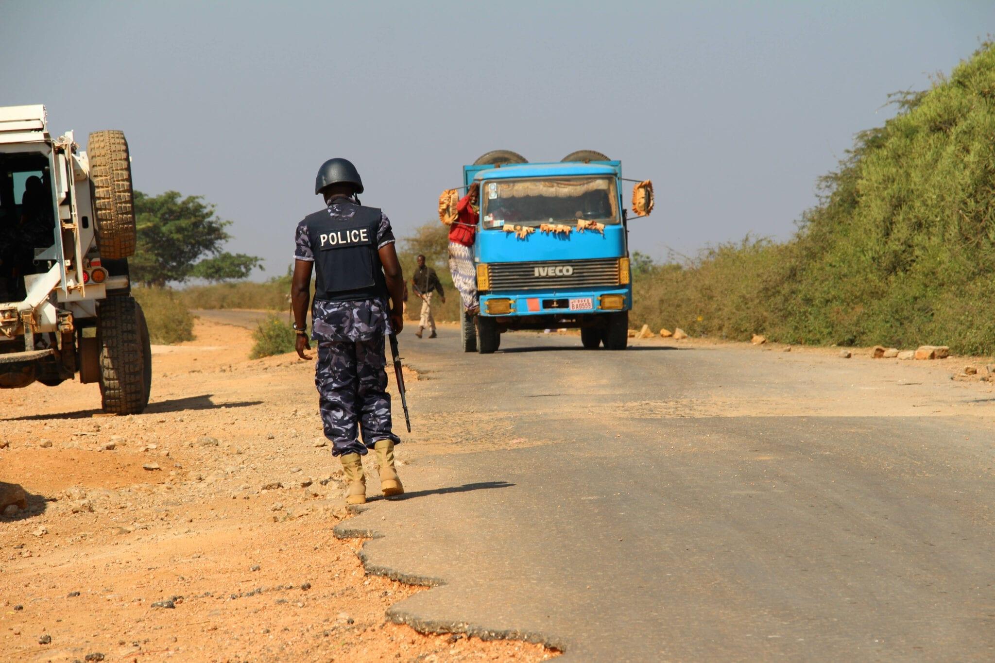 Togo : La Police arrête 54 cybercriminels et agents de QNET