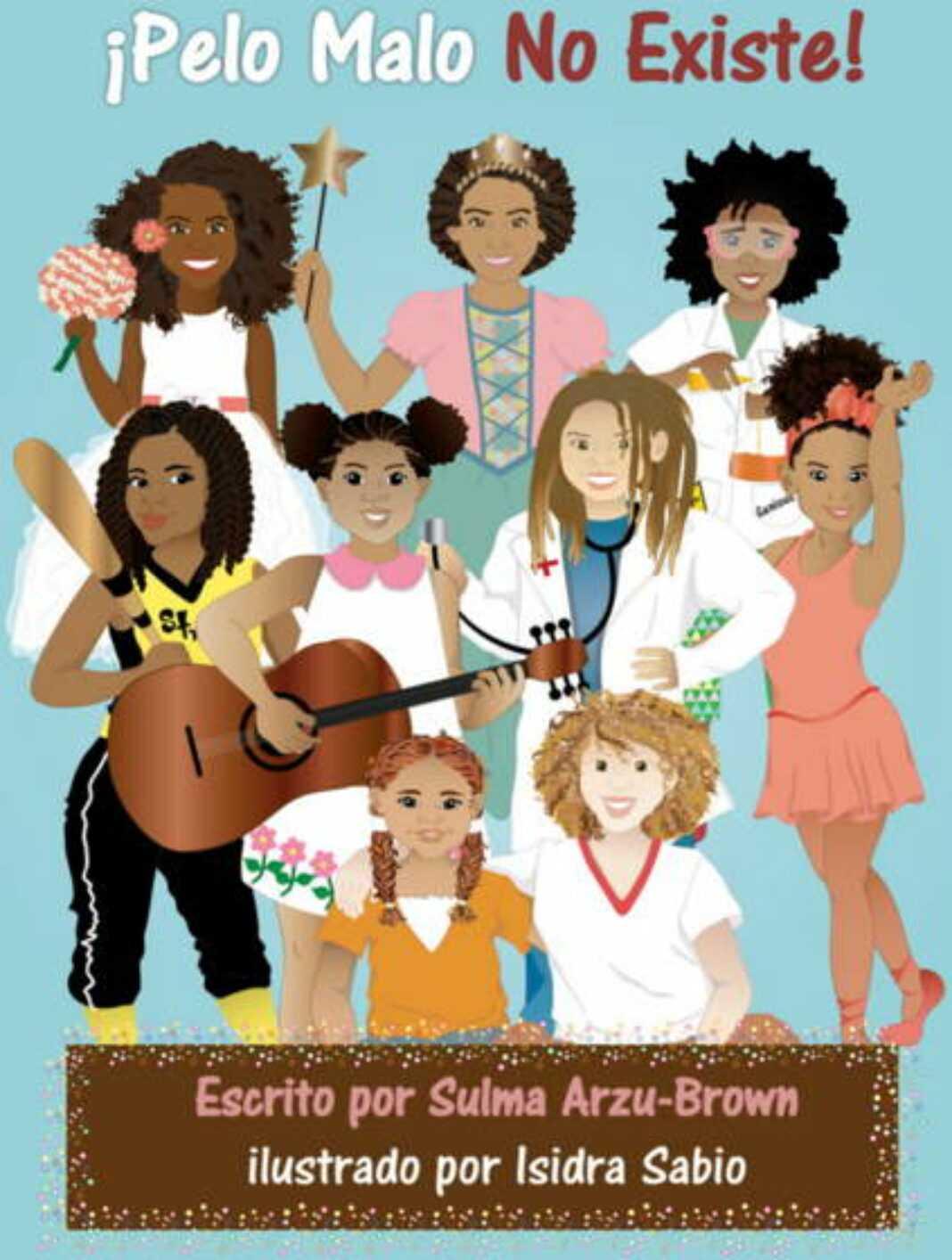 Un Livre Pour Apprendre Aux Filles À Aimer Leur Cheveu Crépu
