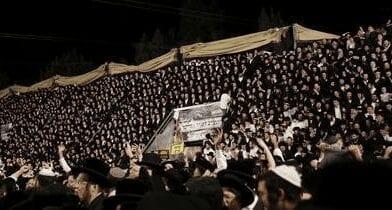 Une grosse bousculade fait une quarantaine de morts lors d'un pèlerinage en Israël