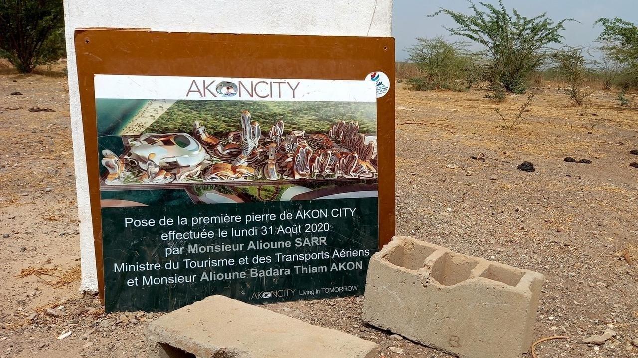 Ville futuriste Akon City : Quand débutera effectivement le chantier ?