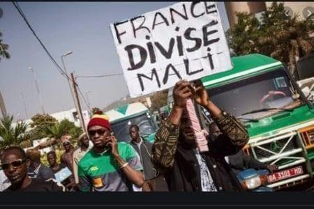 Crise Malienne : des Maliens exigent l'intervention de la Russie et le départ de la France