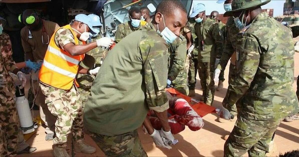 3 Soldats Ivoiriens Tués Par Un Engin Explosif