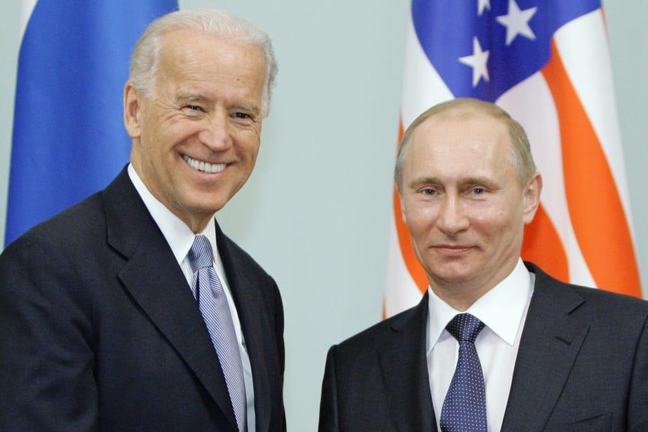 Joe Biden À La Russie: «Les Etats-Unis Sont De Retour»