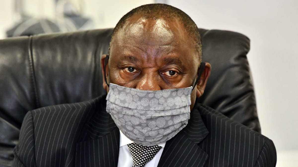 Afrique du Sud : bonne nouvelle pour le président Cyril Ramaphosa