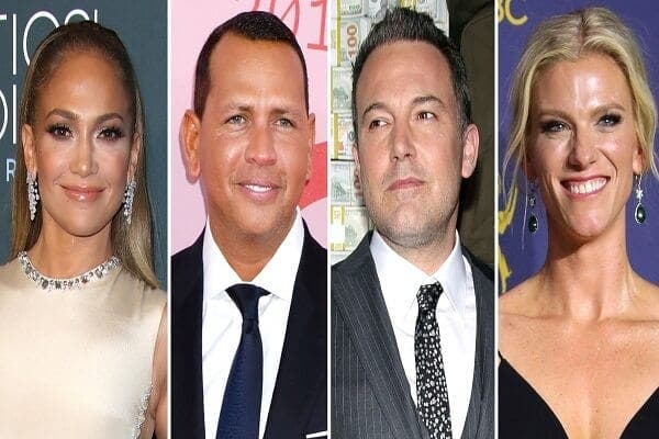 Alex Rodriguez : l'ex-fiancé de Jennifer Lopez repéré lors d'une fête avec l'ex de Ben Affleck