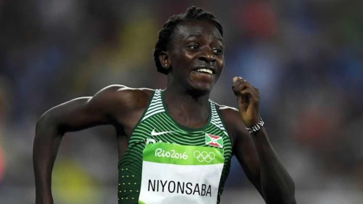 Athlétisme : Niyonsaba qualifiée pour les JO Tokyo 2021