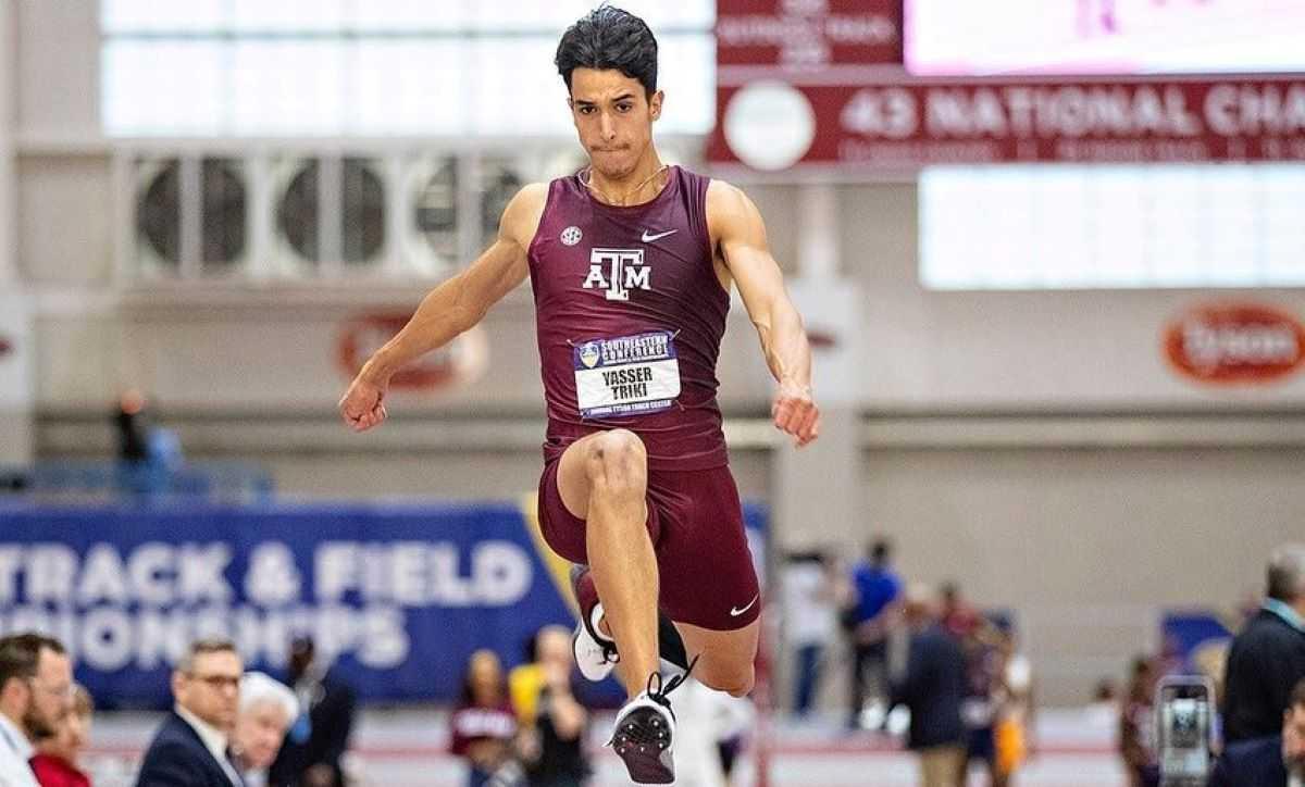 Athlétisme : l'Algérien Yasser Triki valide son billet pour Tokyo 2021