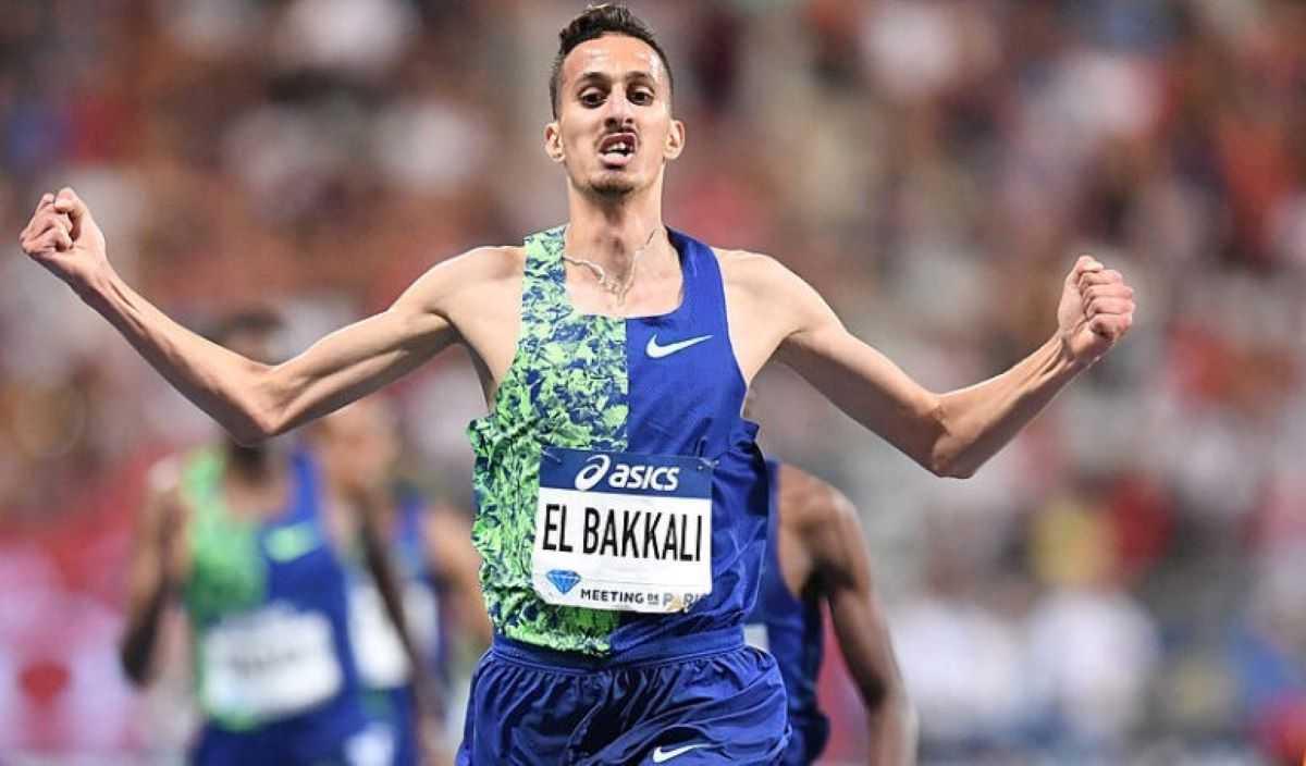Athlétisme : El Bakkali meilleur performer de l'année sur 3000 m steeple