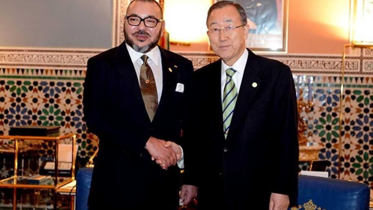Ban Ki-Moon Ne Pardonne Toujours Pas À Mohammed Vi