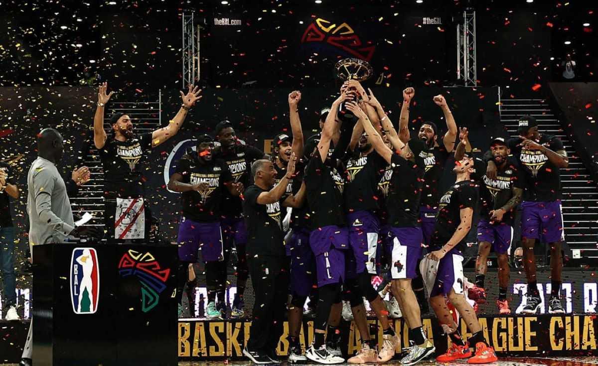 Basket : le Zamalek remporte l'Africa League