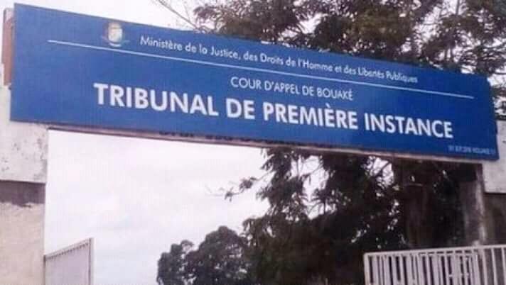 Braquage au tribunal de Bouaké : Un détenu s'évade avec la voiture d'une juge