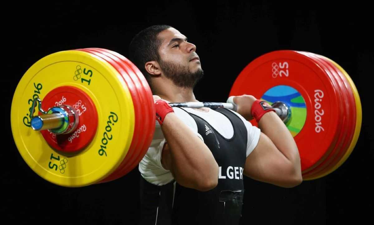 CHAN d'haltérophilie : l'Algérie remporte 39 médailles, dont 10 en or