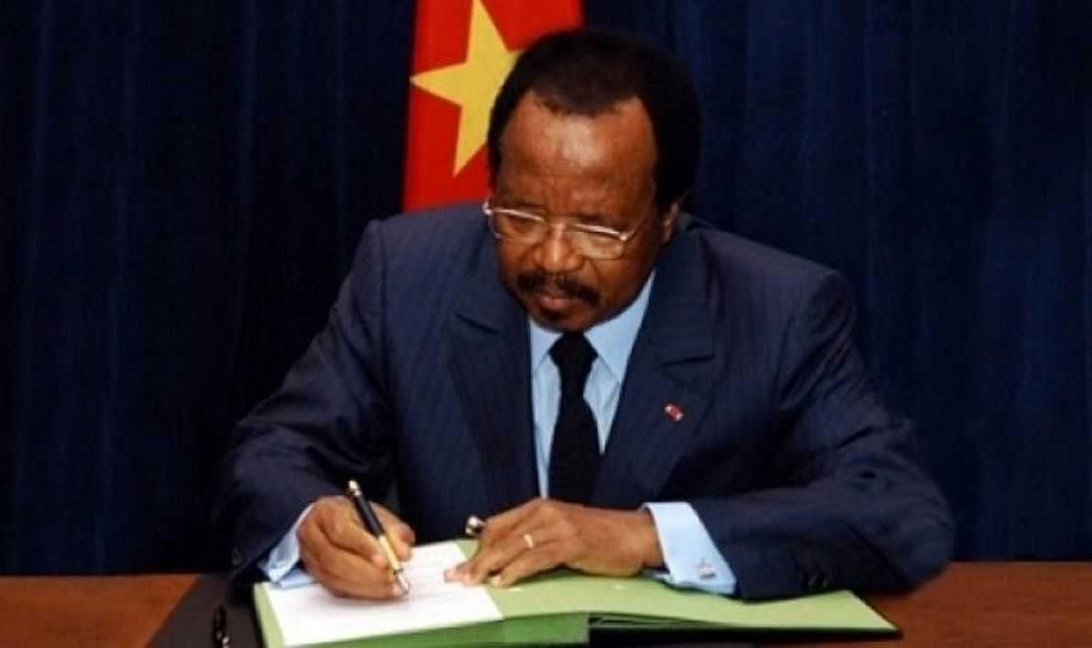 Cameroun : Paul Biya nomme les nouveaux dirigeants du Conseil national de la Communication