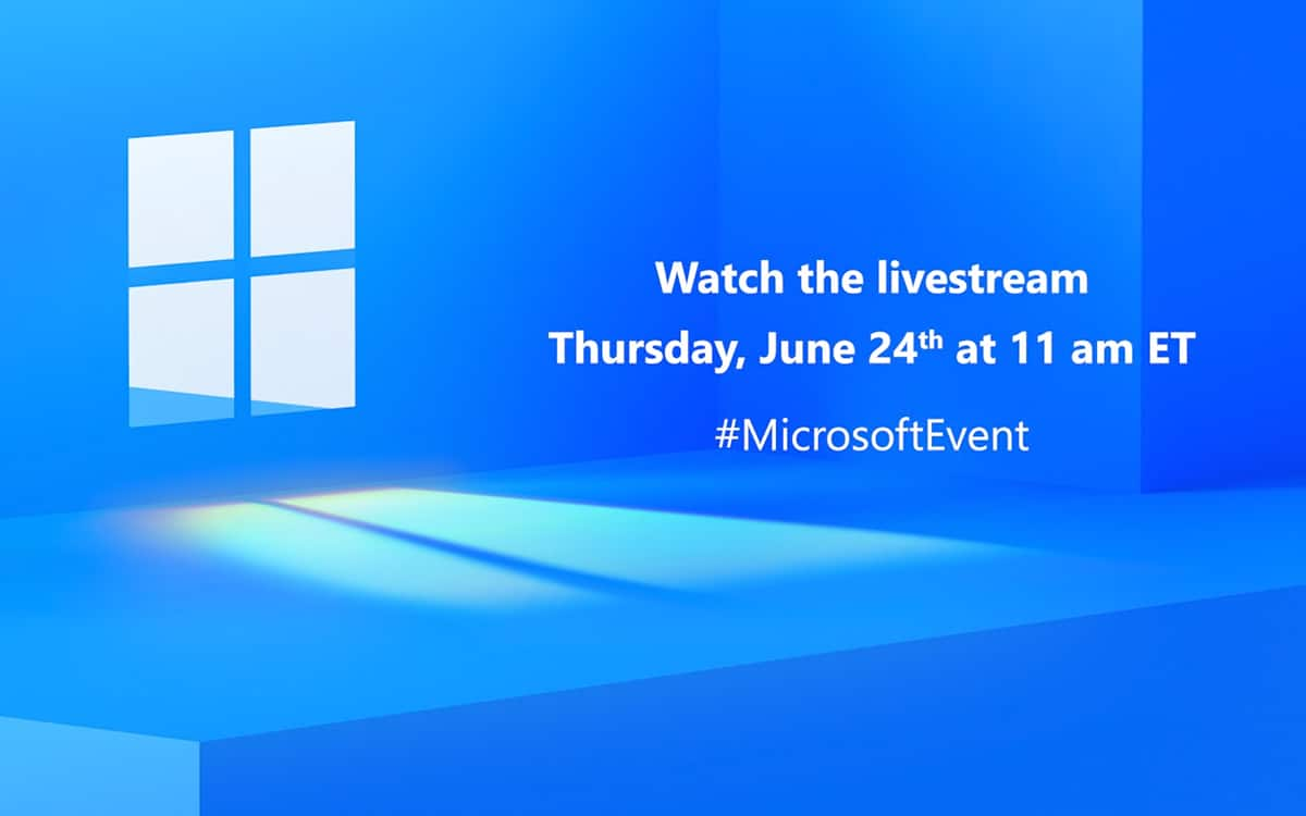 Cette vidéo de 11 minutes confirme le lancement de Windows 11
