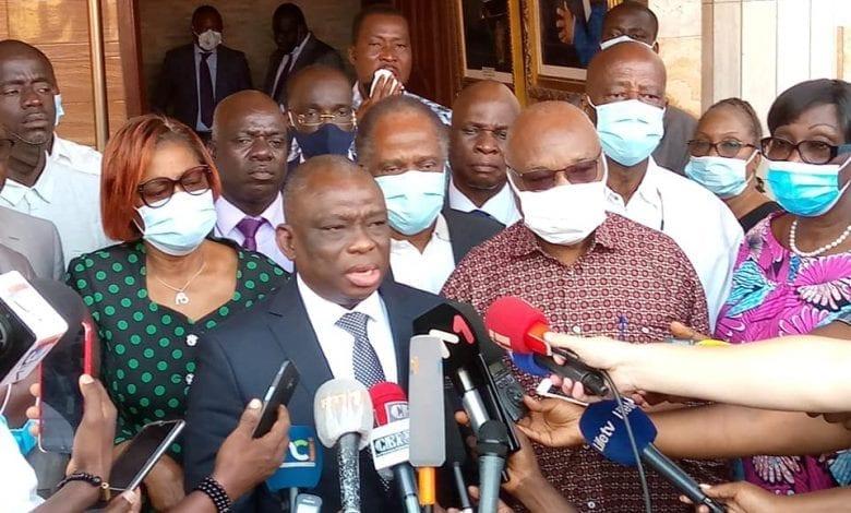 Côte d'Ivoire/ KKB( Ministre de la Réconciliation): »C'est à Gbagbo de décider quand il rentre »
