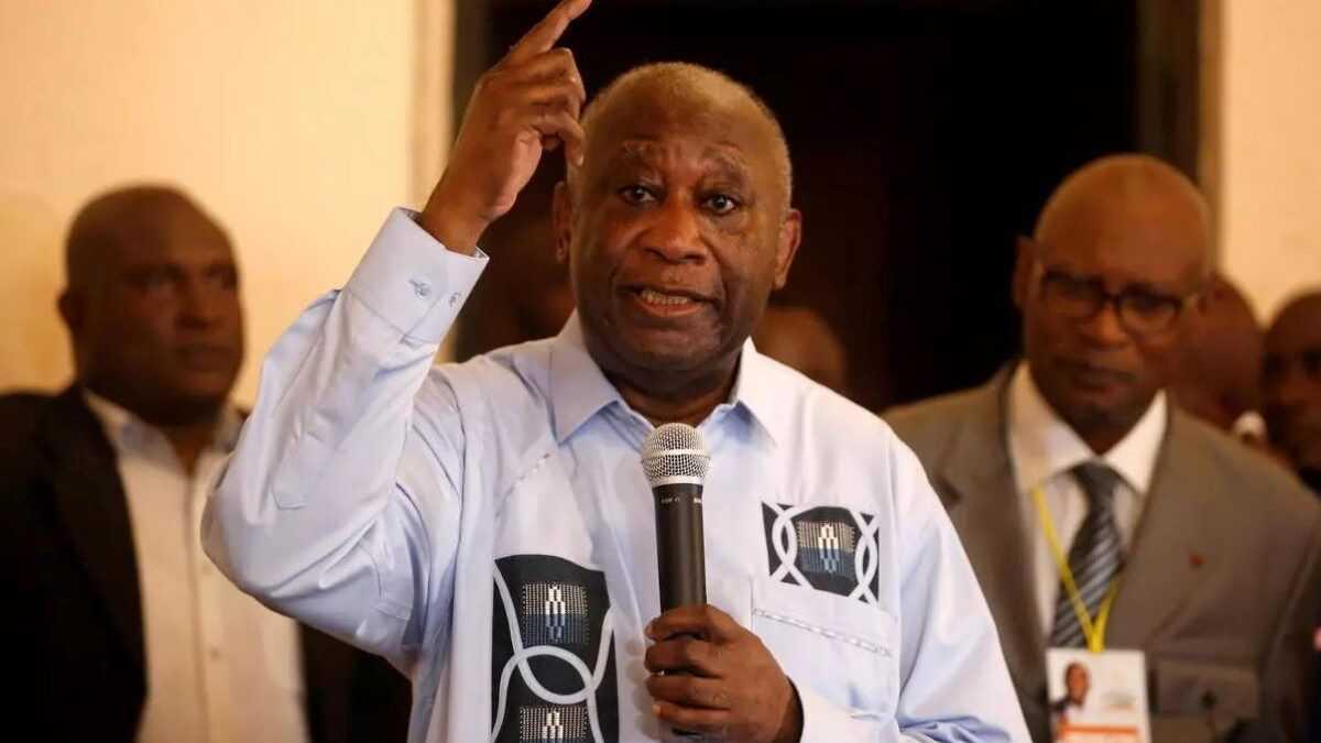 Côte d'Ivoire : deuxième apparition publique et première communication officielle de Laurent Gbagbo ce dimanche