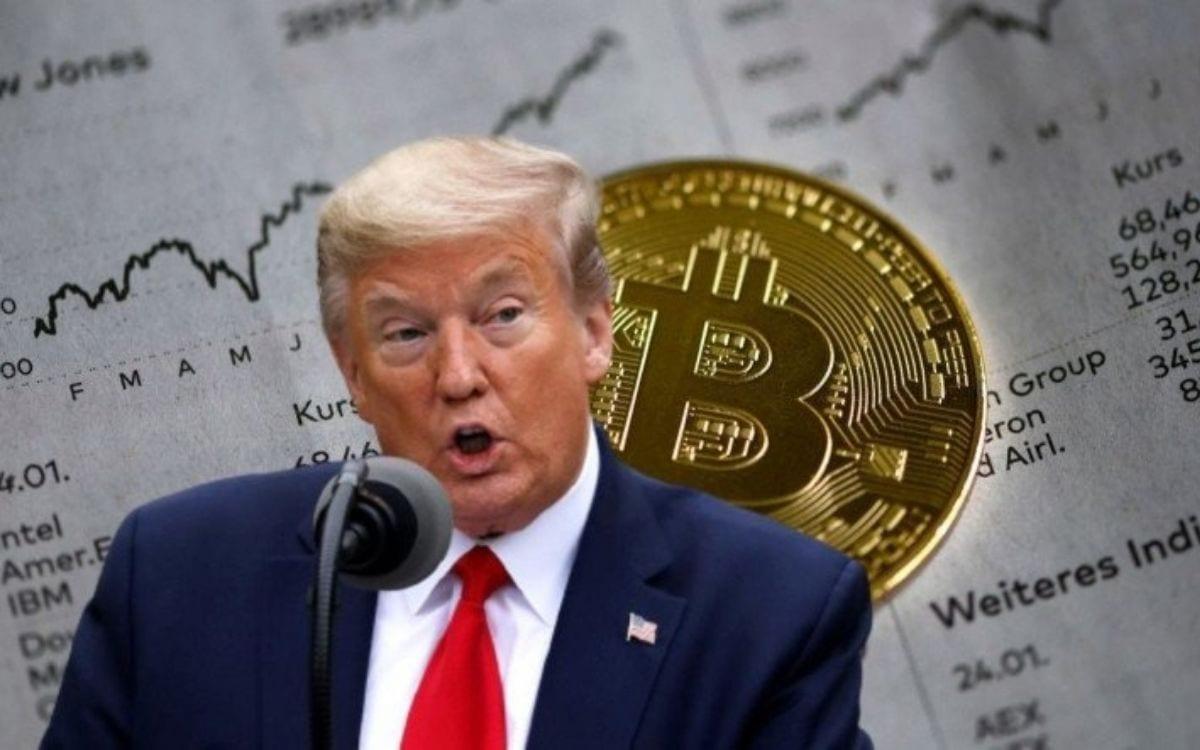 Pour Donald Trump, Le Bitcoin Est Une Arnaque