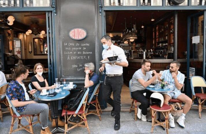 Entrée en vigueur de la deuxième phase de déconfinement en France