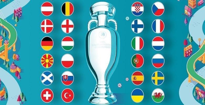 Euro 2020 : Classement des 24 Nations les plus chers…La France 2e, la Belgique 7e