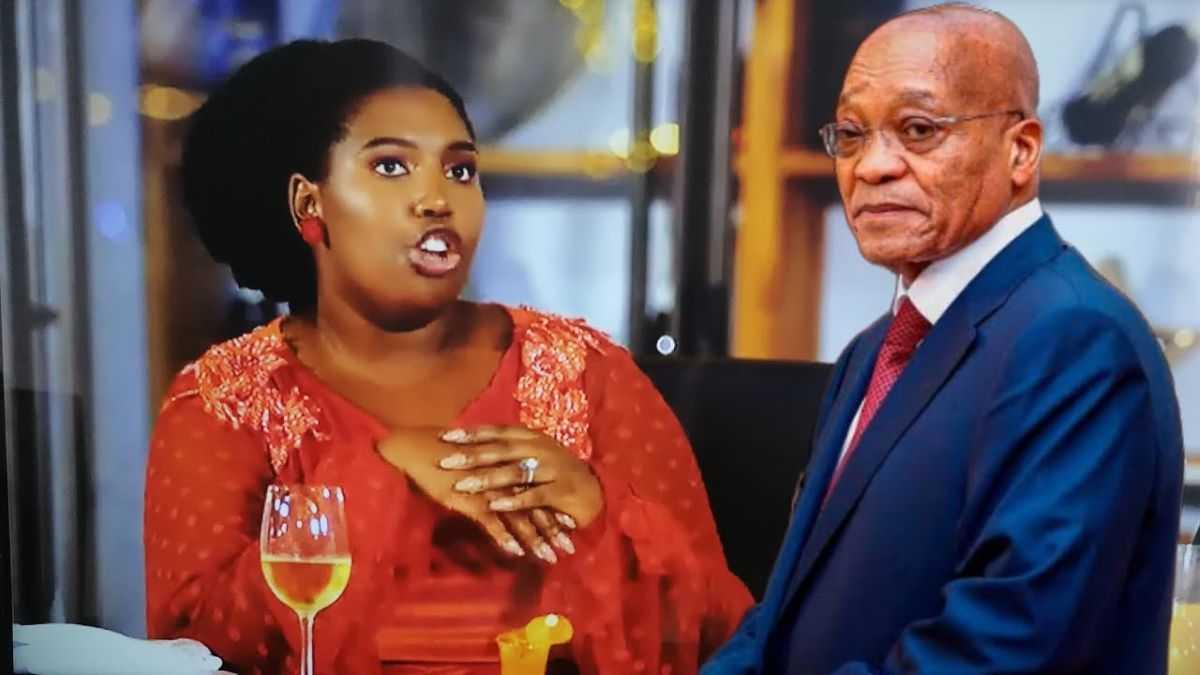 Fin De L'idylle Entre Laconco Et Jacob Zuma ?