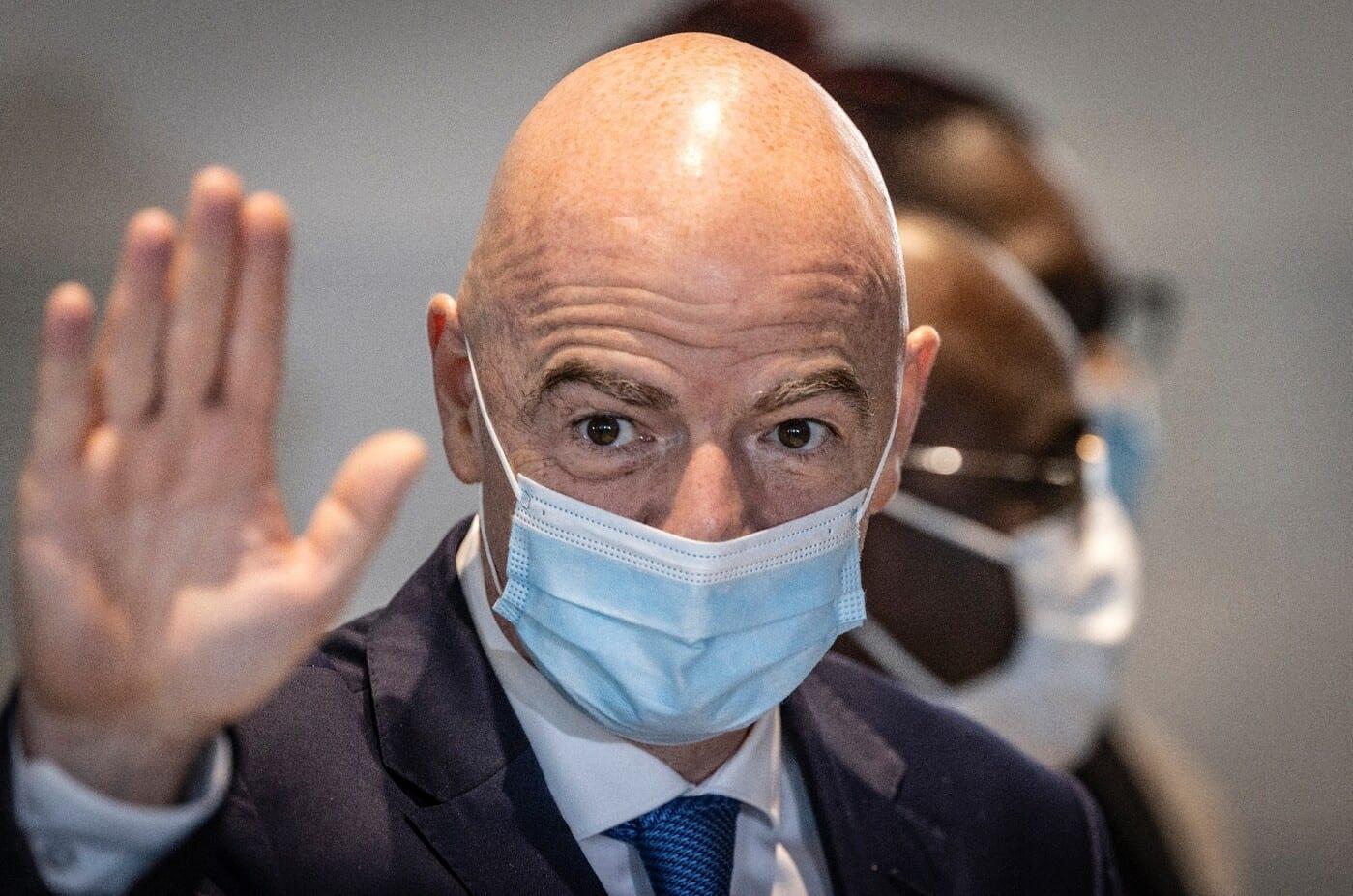 Foot: Une partie de la FIFA déménage à Paris, la raison