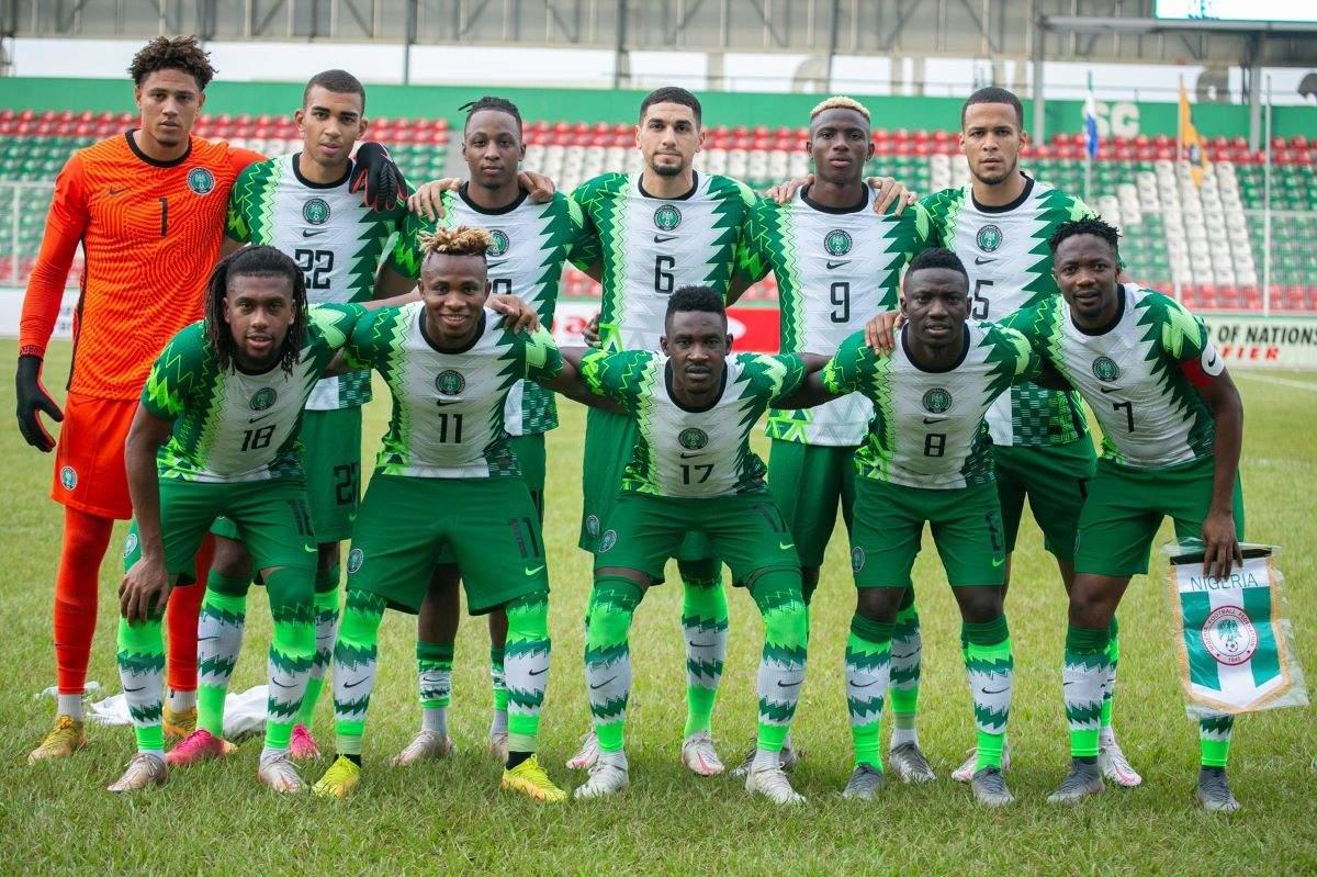 Football/Nigéria: plusieurs joueurs quittent la sélection, la raison