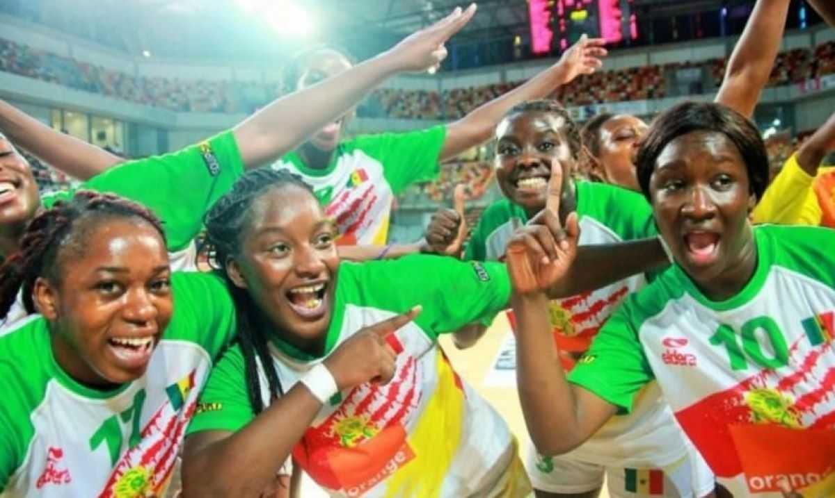 Handball (CAN Féminine) : le Sénégal bat la Guinée et prend le quart
