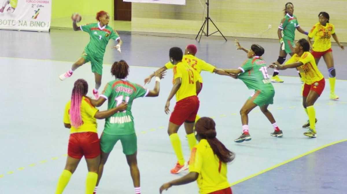 Handball (CAN féminine) : bon début pour Cameroun et RD Congo