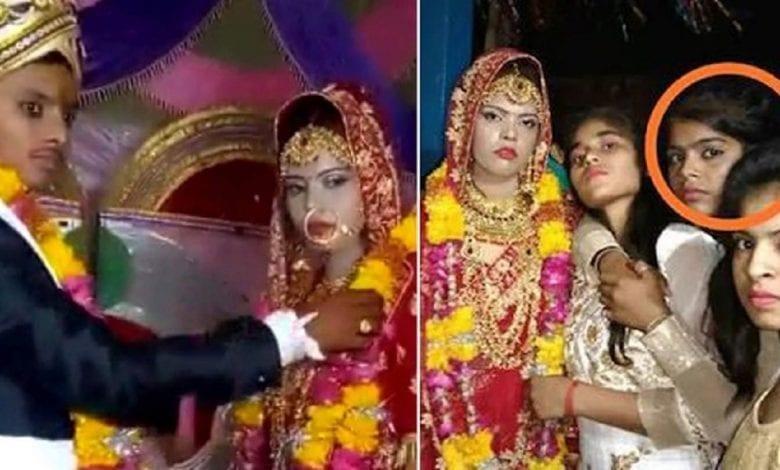 Inde: Une Mariée Meurt Pendant La Cérémonie De Mariage, Le Marié Épouse Immédiatement Sa Sœur