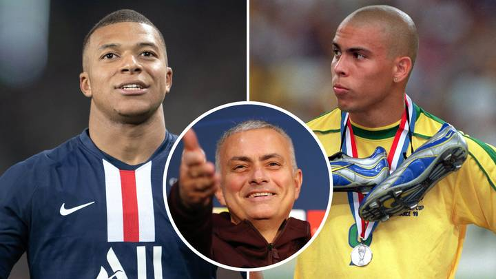 Quand José Mourinho compare Mbappé à Ronaldo