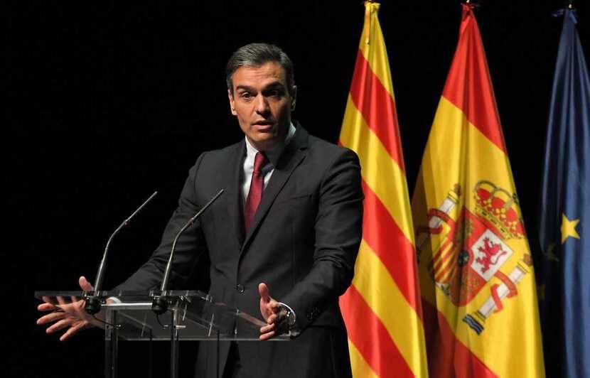 L'Espagne Pardonne Les Dirigeants Catalans