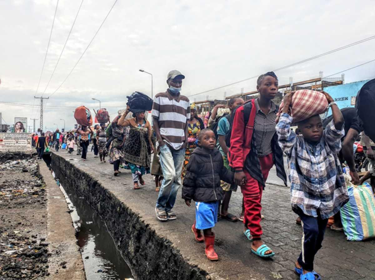 Le Kenya vole au secours des sinistrés de Goma, en RDC