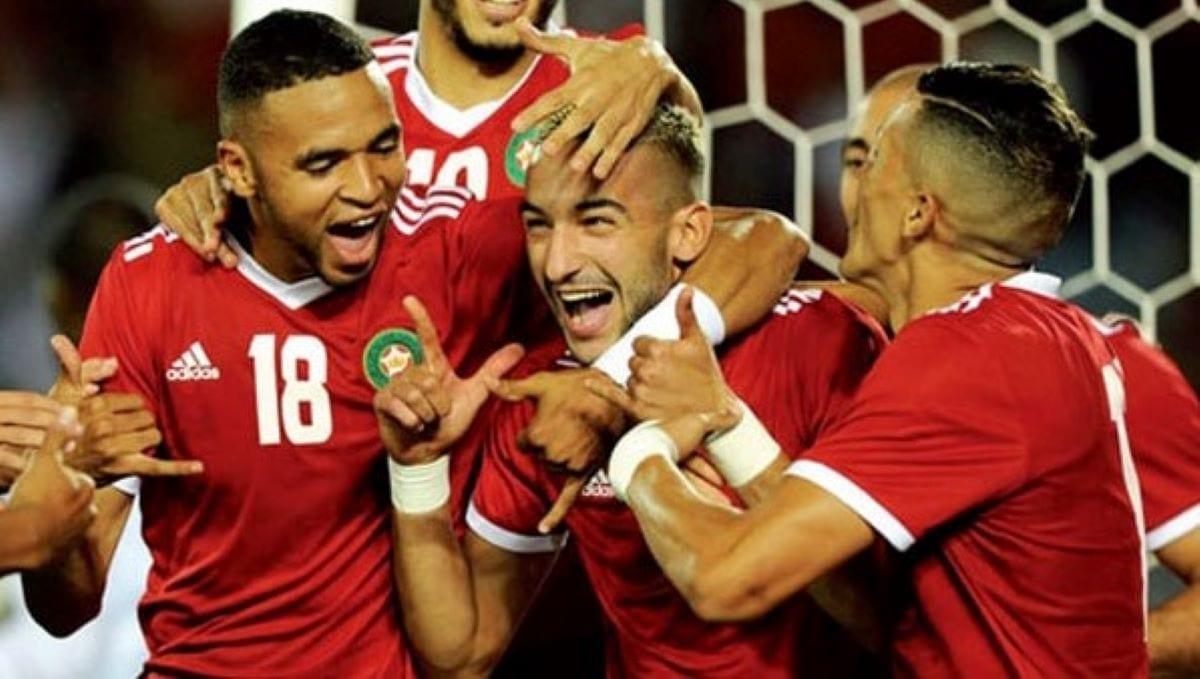 Les Lions du Maroc plus chers que les Fennecs d'Algérie : Hakimi plus riche que Mahrez !