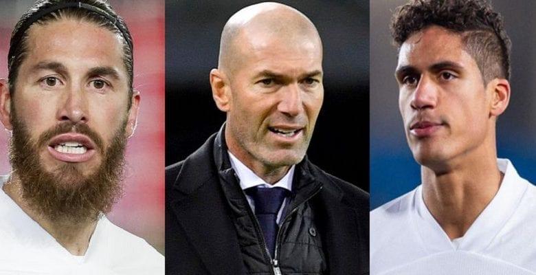Mercato/Réal Madrid : Après Les Départs De Zidane Et Ramos, Pérez Évoque Le Cas De Varane
