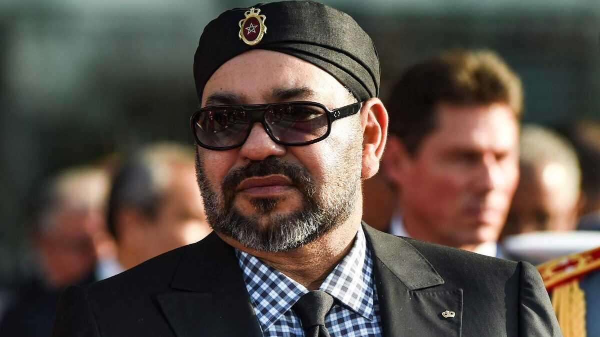 Mohammed Vi Désigné Personnalité De La Semaine