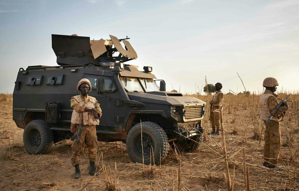 Nouvelle Attaque : Une Dizaine De Terroristes Neutralisés Au Burkina