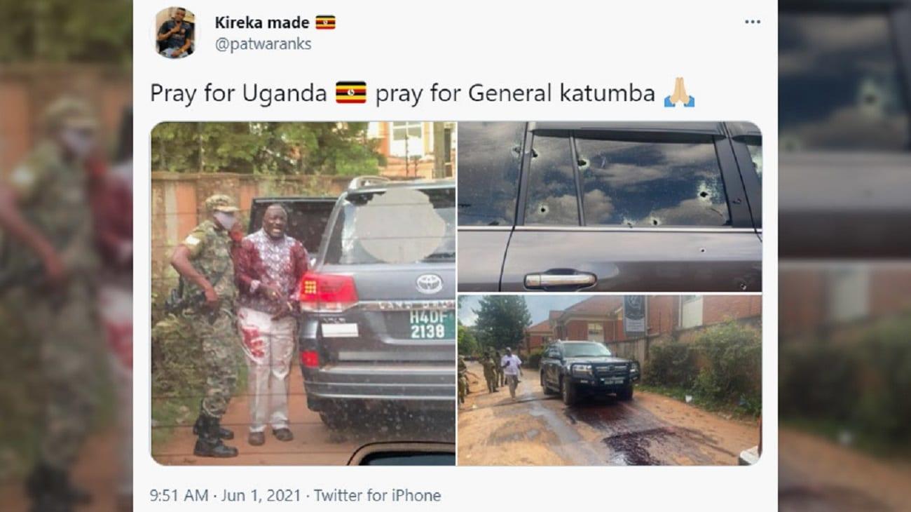 Ouganda : Attaque contre un ministre, sa fille et son chauffeur tués