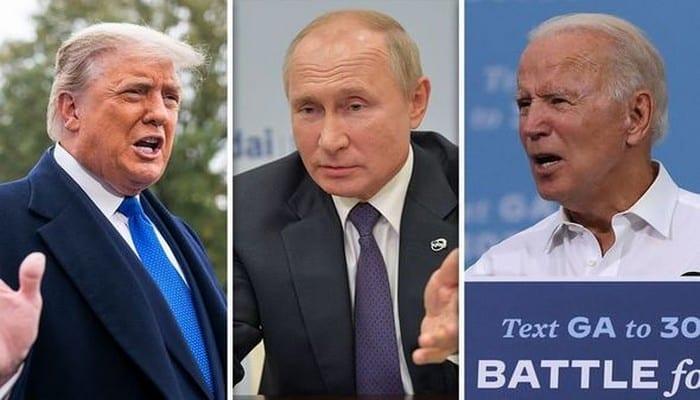 Poutine Explique Ce Qui Fait La Différence Entre Biden Et Trump