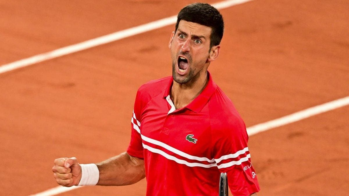 Roland-Garros : Novak Djokovic élimine Rafael Nadal